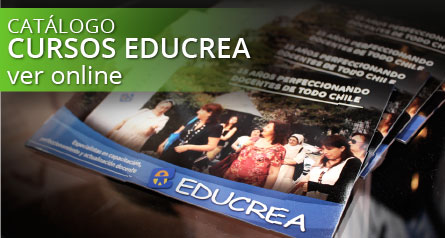 Catálogo Cursos Educrea