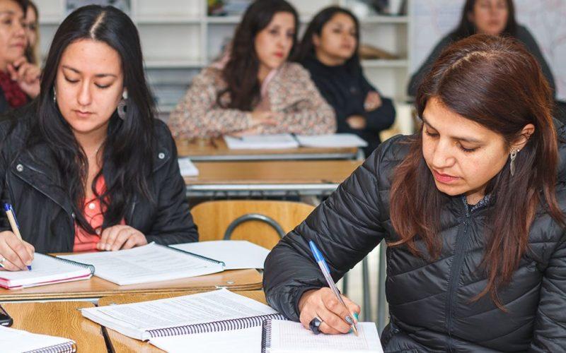 Curso Estrategias de Apoyo a la Gestión Escolar de los Paradocentes de Establecimientos Educacionales