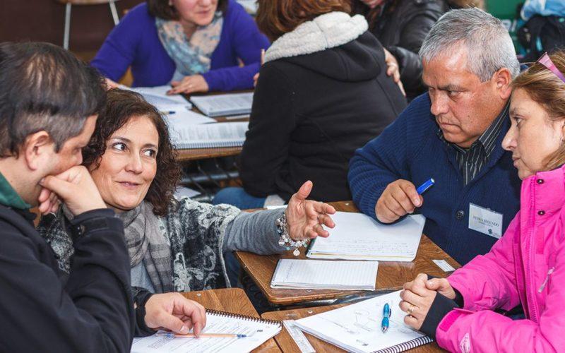 Curso Diseño de Estrategias de Evaluación Inclusiva