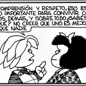MAfalda respeto