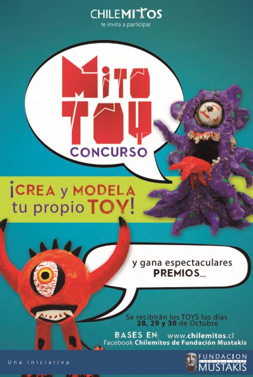Educrea - Concurso MitoToy