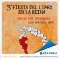 EXPOSICIÓN TERCERA FIESTA DEL LIBRO: LETRAS SIN FRONTERAS