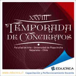Temporada de Conciertos en la UPLA