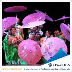 Ballet de la Universidad de Anhui Trae la Cultura China a Valparaíso