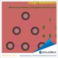 Juego Matemático El Triángulo Mágico