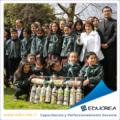Con muro fabricado de desechos plásticos Liceo San Conrado busca crear conciencia medioambiental