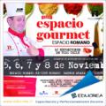 Expo Espacio Gourmet.