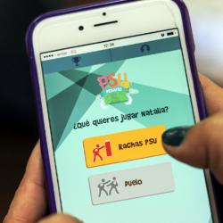 Aplicación para smartphone de la Universidad Mayor tiene 16 mil preguntas para preparar la PSU