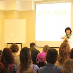 UPLA realiza seminario sobre promoción de la salud para docentes de escuelas de Playa Ancha
