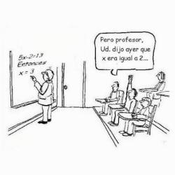 Un Mundo Matematico con Humor