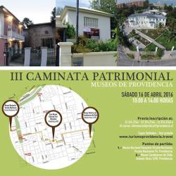 Caminata Patrimonial Providencia