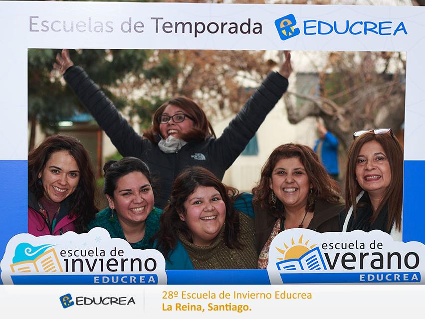 28 Escuela de Invierno Educrea 2016