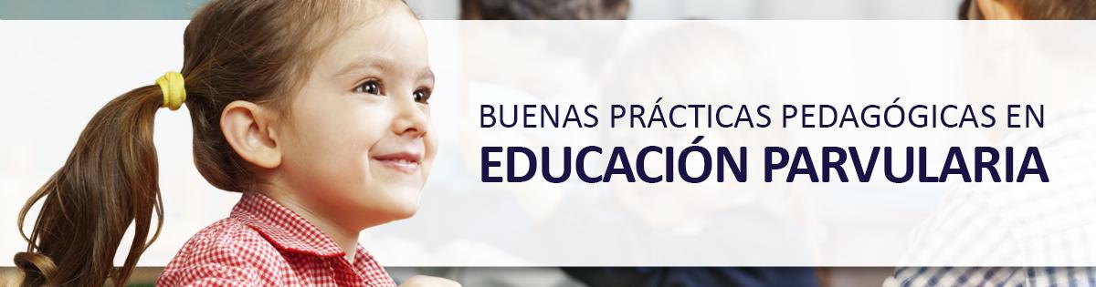 Buenas prácticas pedagógicas en Educación Parvularia