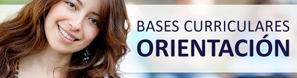 Bases Curriculares: Orientación