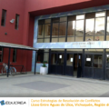 Liceo Entre Aguas de Llico, Vichuquén, Región del Maule
