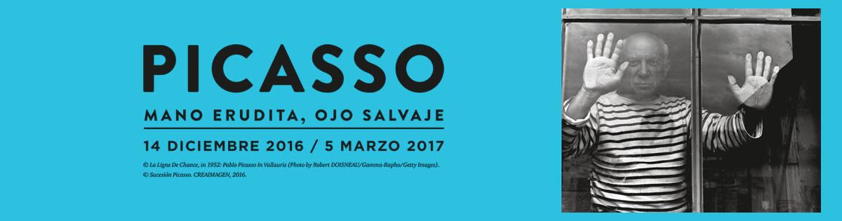Exposición Picasso Chile