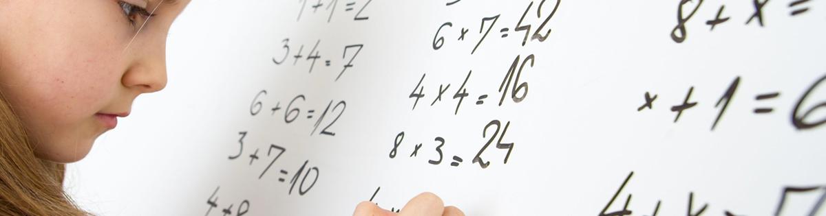 facilitar el aprendizaje de matemáticas de los niños