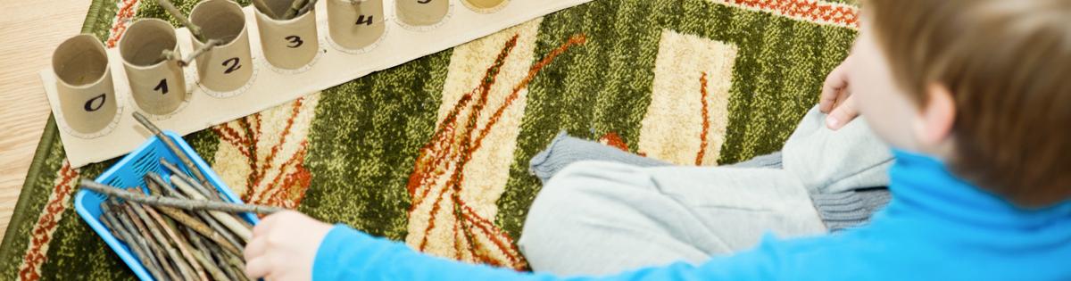 Juego, material didáctico y juguetes en la primera infancia