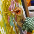 La Educación Inicial y El Arte