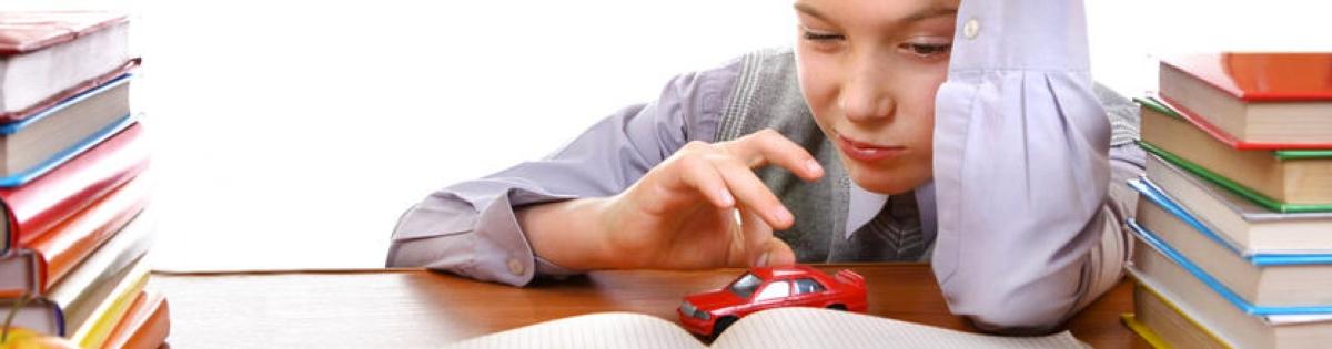déficit atencional en niños