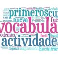 Vocabulario: aprende con actividades y juegos