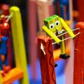 El juguete en el arte popular