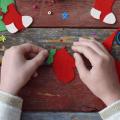 15 Manualidades navideñas fáciles de hacer